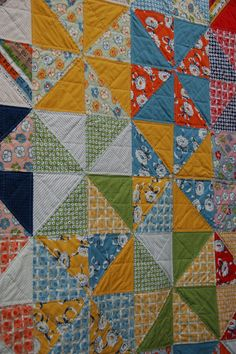 Quilt it: Search results for pinwheels