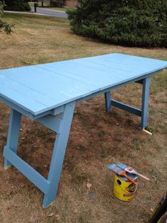 DIY Folding Table   By RosieRoo And Scotty Too... ! :) #rosepeddle