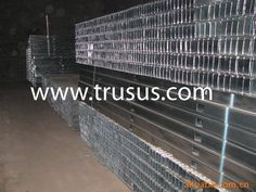 Professional And Speciallized Construction Material Steel Window Profile