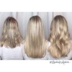 Great lengths hair extensions cost per bundle hair5 pinterest sandy blonde 16 great lengths hair extensions pmusecretfo Choice Image