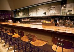 Food & Wine's 50 Best Bars in America (slideshow) Pictured: Bar Agricole in San Francisco