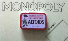 Altopoly - The Ultimate Tin Game #game #board_gane #pocked_sized #Altoids