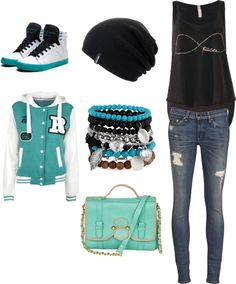 """""""Shopping with friends"""" by simone-nielsen-1 ❤ liked on Polyvore"""