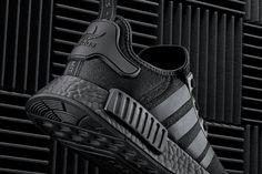 "8fea76523d277 Adidas NMD R1 ""Core Black""  adidas  NMD  R1  black"