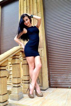 Girl Dance And Strip