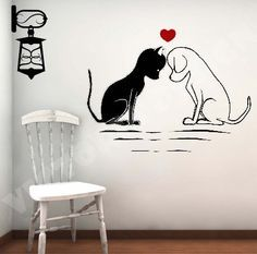 dog vinyl decals - Google Search