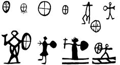 Shaman´s drum symbols in Scandinavia The Drum and the shaman/witch, noide, noidde Esoteric Symbols, Witch Symbols, Drum Patterns, Moon Crafts, Art Premier, Viking Runes, Art Nouveau, Art Deco, Indigenous Art