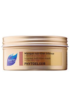 Shop Phyto's Phytoelixir Intense Nutrition Mask at Sephora. Beauty Secrets, Beauty Hacks, Beauty Tips, Fried Hair, Nutrition, Hair Repair, Acne Treatment, Sephora, Natural Hair Styles