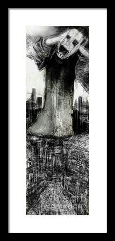 """""""The City Beneath The City"""" Prints for sale, click on link to buy direct."""