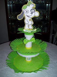 C.zhinna Porta Cupcakes Adornos Centro Doki Tutore Brochette
