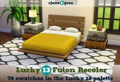 4 Prez Sims 4