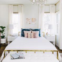 New Angel On Boho Glam Bedroom Just Released Feminine Bedroom, Glam Bedroom, Home Decor Bedroom, Bedroom Ideas, Master Bedroom, Bedroom Inspiration, Bedroom Inspo, Boho Glam Home, Spanish Revival
