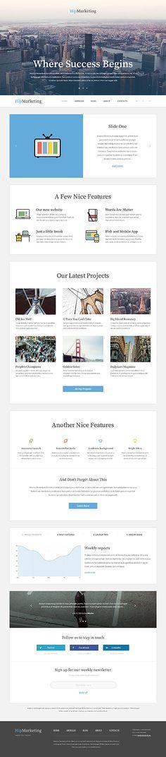 #Temas para #WordPress para #Negocios http://www.mihostcgi.com/temas-para-wordpress/