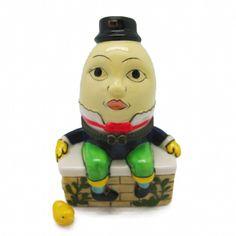 Children's Jewelry Boxes Humpty Dumpty