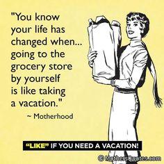 Ahh, vacation
