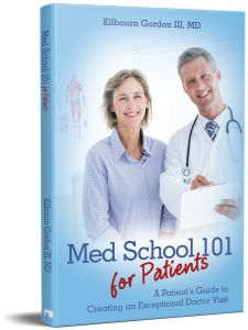 Med School 101: for patients!
