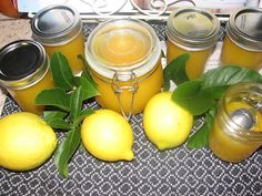 365 Days of Creative Canning: Day 22: Lemon Curd
