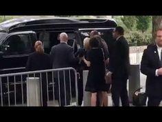 Hillary Clinton FAINTS At 9/11 Ceremony - YouTube