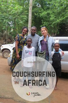 Do you feel terrified if you think of couchsurfing in Africa? Would you dare to do it? via /safarijunkie/ Costa Rica Travel, Bali Travel, Africa Travel, Spain Travel, Wanderlust Travel, Volunteer In Africa, Volunteer Abroad, Travelling Tips, Traveling