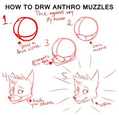 how to draw a furry hood