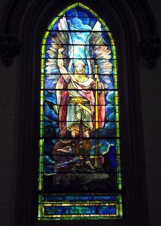 Louis Comfort Tiffany & Brown Memorial Church in Baltimore
