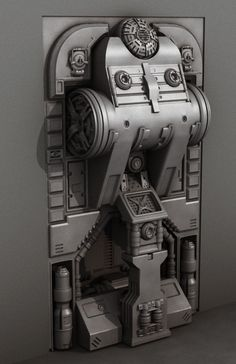 Some new sci-fi stuff :) - Page 2 - Polycount Forum