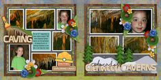 Layout using {Gone Hiking} Digital Scrapbook Collection by Clever Monkey Graphics available at Gingerscraps http://store.gingerscraps.net/Gone-Hiking-Bundle-by-Clever-Monkey-Graphics.html #clevermonkeygraphics