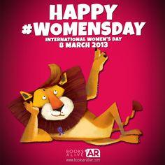 Happy #womensday International Women's Day / 8 March 2013