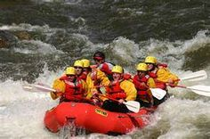 White water rafting on the Colorado. Done this!! Twice :)