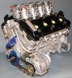 Suzuki Hayabusa motorcycle engine
