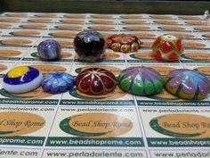 Artistic Glass Hand Made By Rankoussi , Bead Shop Italy , BEAD SHOP ROME ® ,  Via Sora 30 / 31 – Corso Vittorio Emanuele oo186 Rome, Italy. Tel: +39 – 340 935 7090 - Tel: +39 – 06 45420051 .  E-mail:  info@perladoriente.com . rankoussi@beadshoprome.