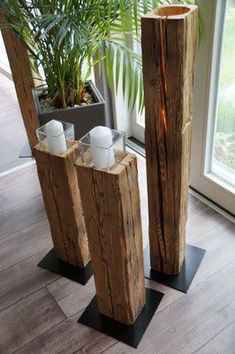 Handmade Furniture, Diy Furniture, Diy Bedroom Decor, Diy Home Decor, Creation Deco, Wooden Diy, Wood Design, Woodworking Crafts, Home Decor Inspiration
