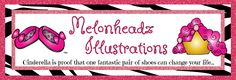 Melonheads illustrations-Clipart Blog