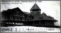 Virginia Beach's first hotel.