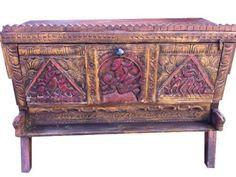 Storage Chest Antique Carved Kama Sutra Chest Buffet Sideboard Teak India Furniture by Mogul Interior, http://www.amazon.com/dp/B00C17F3KM/ref=cm_sw_r_pi_dp_u15vrb1CEJSFW