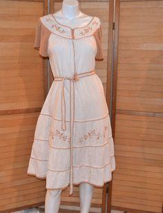 Vintage Closet, Vintage Butterfly, Boho Dress, Cotton Dresses, White Cotton, Ruffles, Beautiful Dresses, Vintage Dresses, Trends