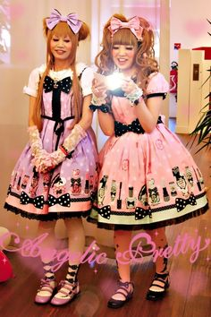 designers of Angelic Pretty