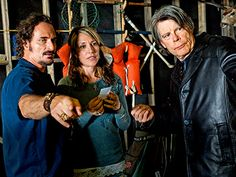 Stephen King in SOA- Promotional Photo  - sons-of-anarchy Photo