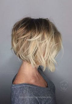 Magnificent 25 Cute Messy Bob Hairstyle Ideas for 2017  The post  25 Cute Messy Bob Hairstyle Ideas for 2017…  appeared first on  Haircuts and Hairstyles .