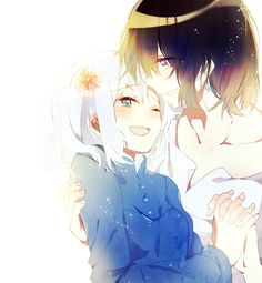 Sophie and Howl - Howl's Moving Castle.