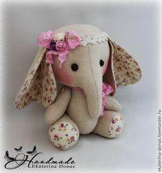 Малыш слоник - бежевый,розовый,сиреневый,слоник тильда,слоник игрушка