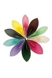Origami papír - pasztell - OPITEC-Hobbyfix - kreatív hobby és művészellátás - Márkák szuper áron!