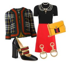 """""""gucci overload"""" by dmep77 on Polyvore featuring Gucci"""