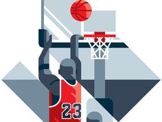 Rivista Ufficiale NBA is the official magazine of the NBA in Italy.Francesco Poroli, the art director of the magazine ask me to realize a series of illustrations about the GOAT of basketball: Michael Jordan. Michael Jordan Images, Michael Jordan Poster, Michael Jordan Quotes, Michael Jordan Birthday, Michael Jordan Dunking, Michael Jordan Basketball, Nba Legends, Jordan Painting, Mexico 86