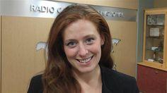 La abogada Andrée-Anne Perrault Girard, consejera jurídica voluntaria de Abogados sin Fronteras en Honduras.
