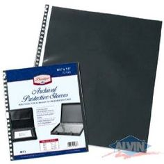 Prestige Presentation Case Refill Pages- 14x17 Inch 5-Pack $13.95