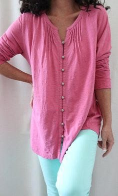 d5e6ff88c5b5e J. Jill Tunic Long Sleeve Regular Tops & Blouses for Women | eBay