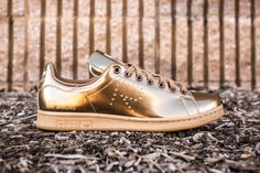 Adidas Originals X Raf Simons - Stan Smith - Gold Shop:... http://SneakersCartel.com #sneakers #shoes #kicks #jordan #lebron #nba #nike #adidas #reebok #airjordan #sneakerhead #fashion #sneakerscartel Check more at http://www.SneakersCartel.com