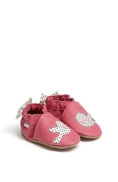 Robeez® 'Tweetin' Birds' Crib Shoe (Baby & Walker) available at #Nordstrom $25