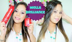 BRILHO DOS CRISTAIS- WELLA BRILLIANCE